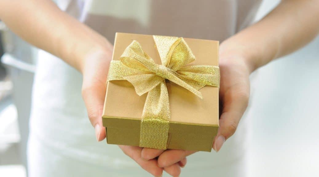 cadeaux aux invités tendances