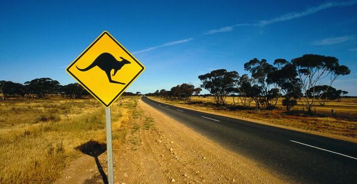 L'Australie comme lune de miel