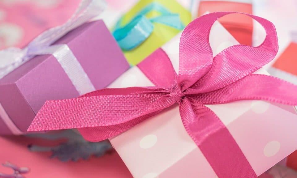 cadeaux aux invités