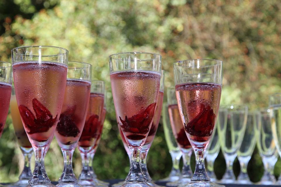 boissons vin d'honneur