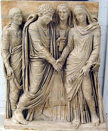 mariage antique
