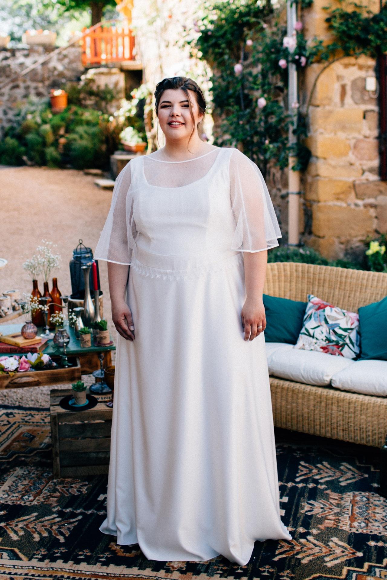 Collection De Robe De Mariée Grande Taille Causons Mariage