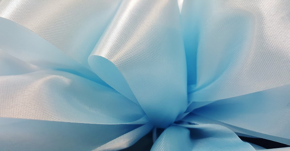 quelque chose de bleu